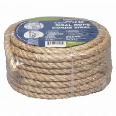 Rope Sisal 3/8'' x 50'