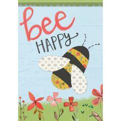 Spring Bee Garden Durasoft Flag