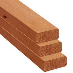 Western Red Cedar 2 x 4 x 8'