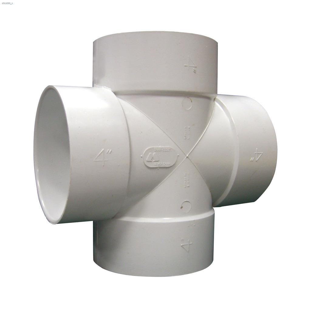 "Kent.ca | IPEX Inc/Home Rite - 4"" Hub White PVC Sewer ..."