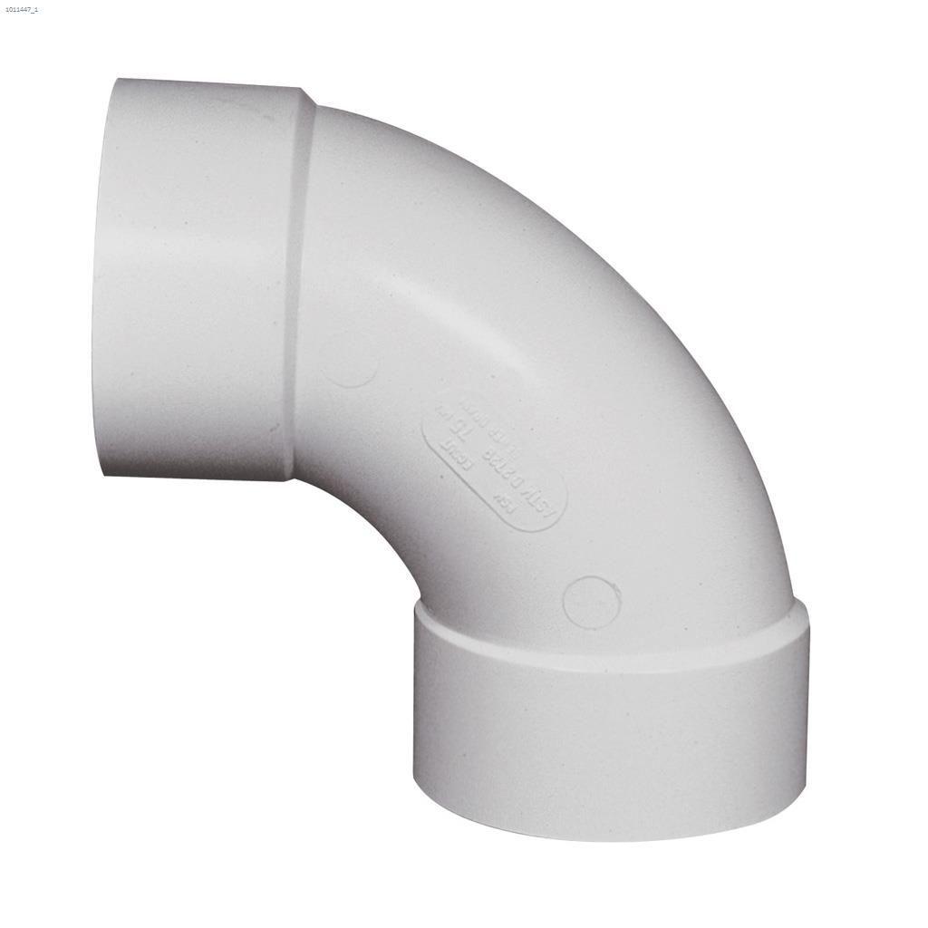 "Kent.ca | IPEX Inc/Home Rite - 4"" Hub PVC 90 Degree Sewer ..."