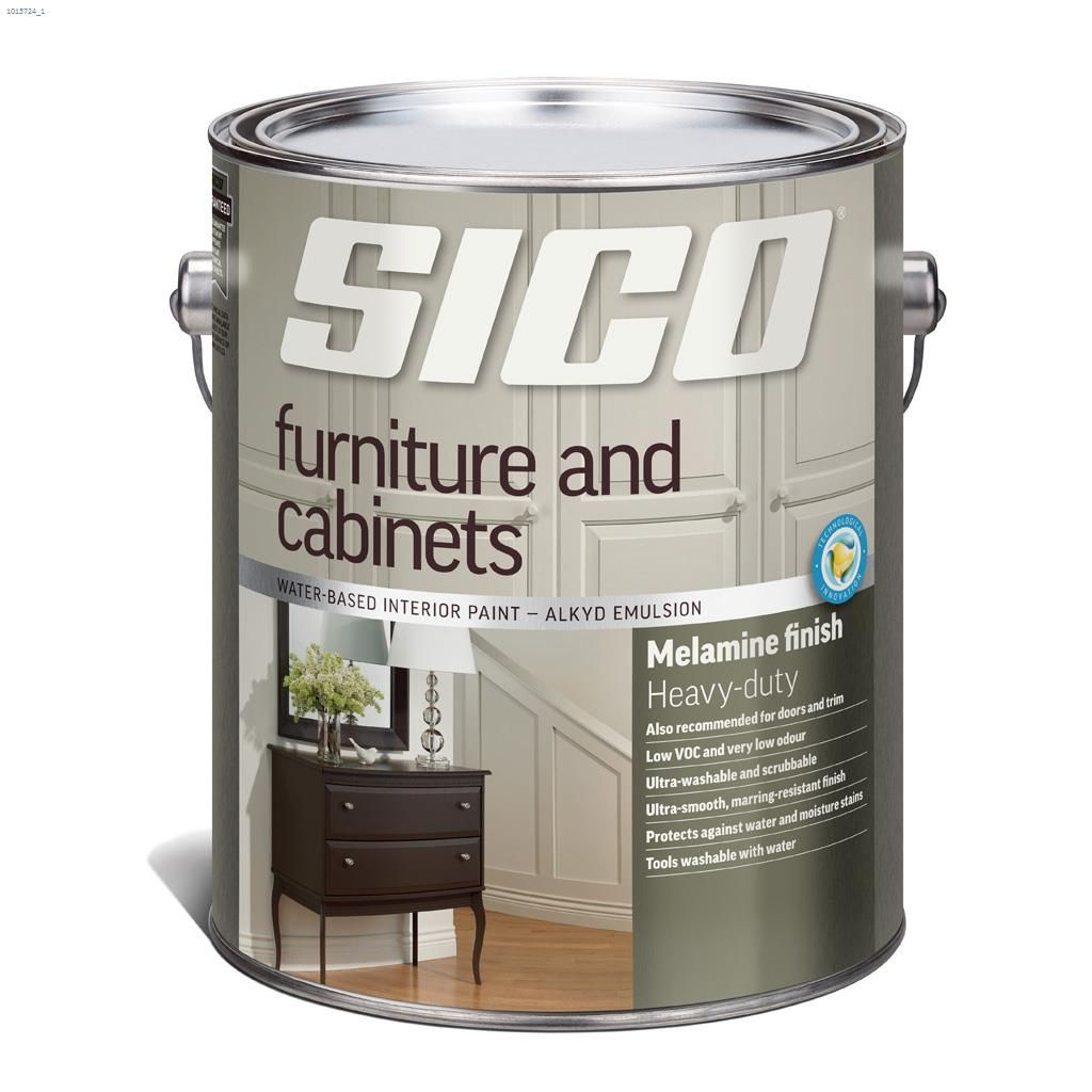 Kent Ca Sico 4 L Heavy Duty Furniture Amp Cabinet Paint Kent Building Supplies Your Atlantic Canadian Team