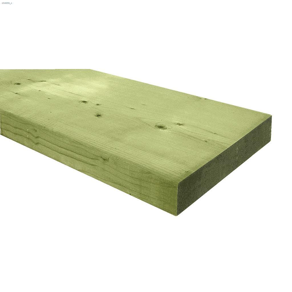 2 x 12 x 8' Green Pressure Treated Lumber