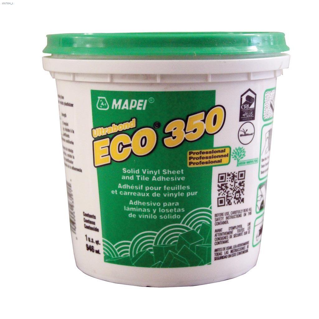 Ultrabond ECO® 350 946 mL Solid Vinyl Sheet & Tile Adhesive
