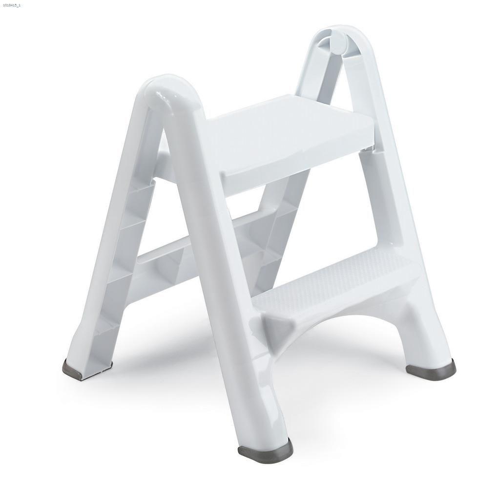 Incredible White Folding Step Stool Lamtechconsult Wood Chair Design Ideas Lamtechconsultcom