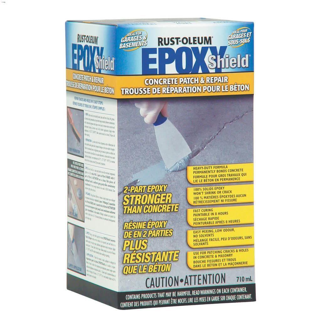 710 mL Kit Concrete Epoxyshield® Concrete Patch & Repair