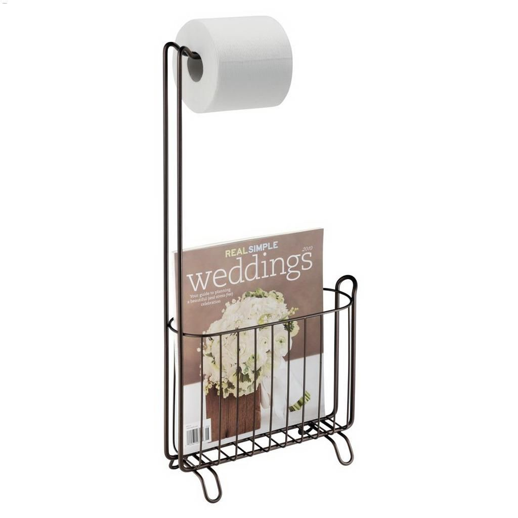 Mounted Toilet Paper Holders Interdesign Classico Free