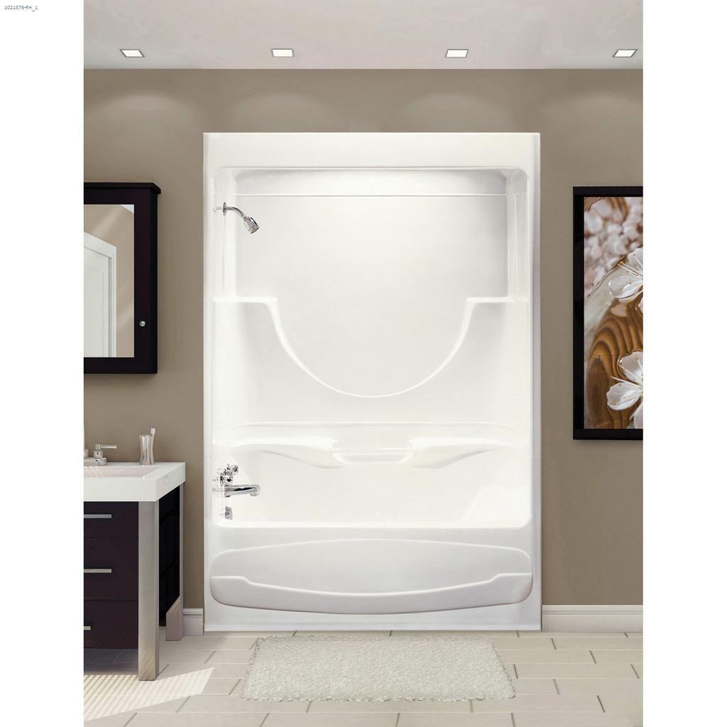 Figaro 1 Piece Tub Shower