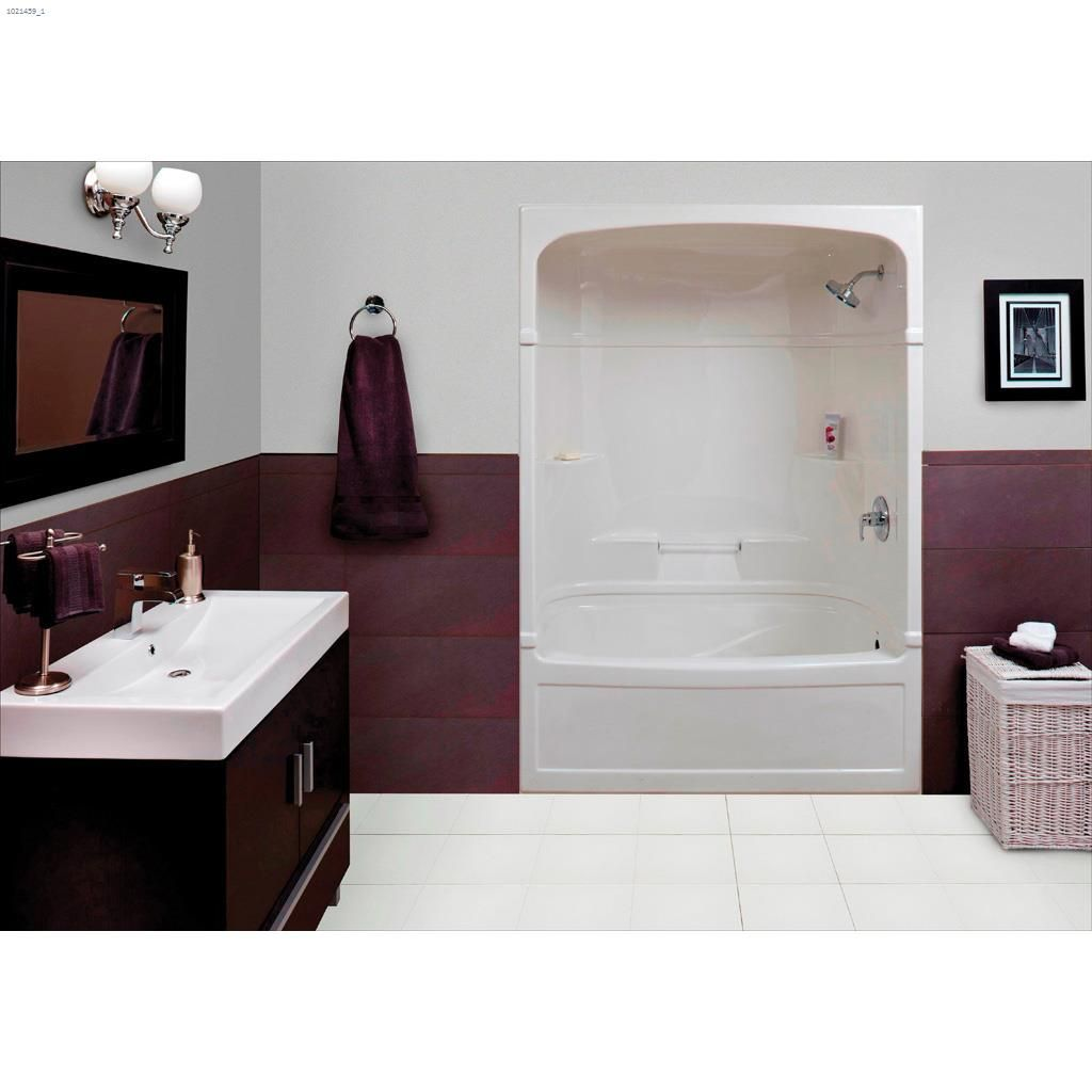 Empire 3 Piece Tub Shower