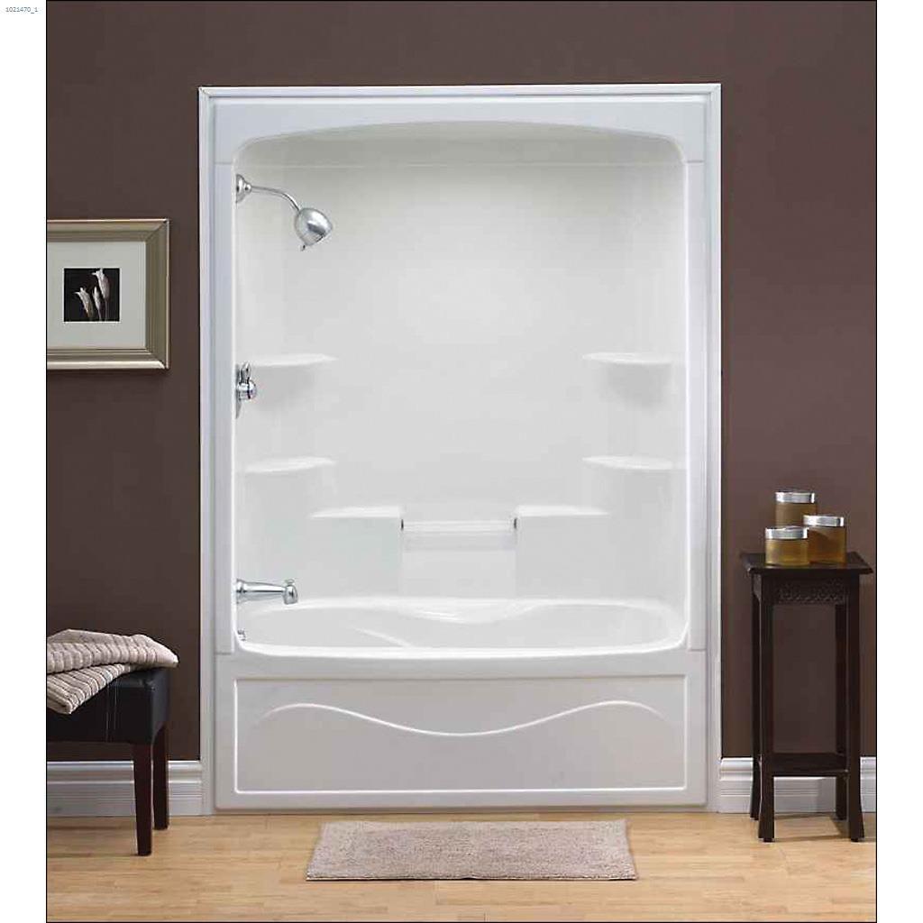 Liberty 1 Piece Tub Shower