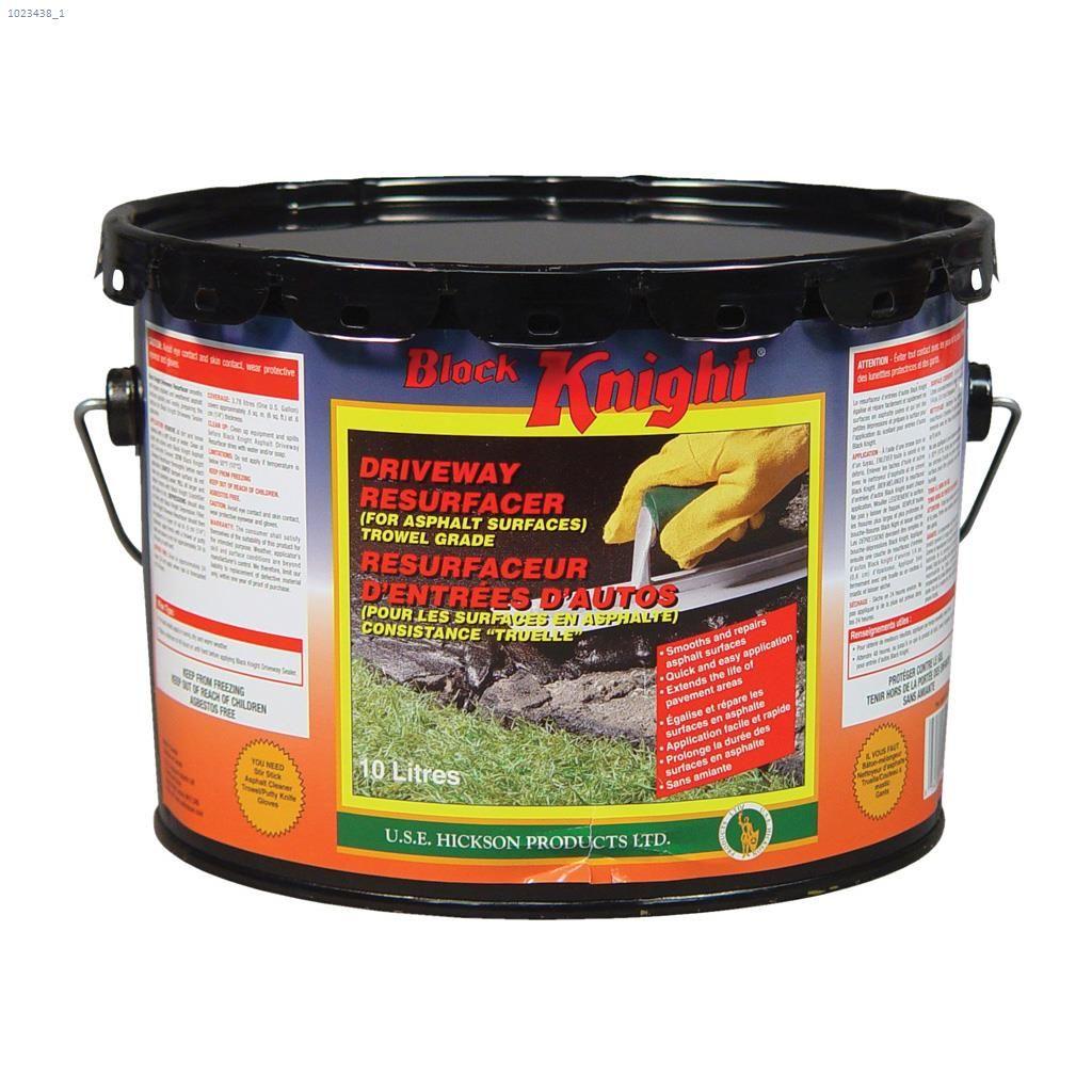 10 L Black Knight® Airport Grade™ Driveway Resurfacer