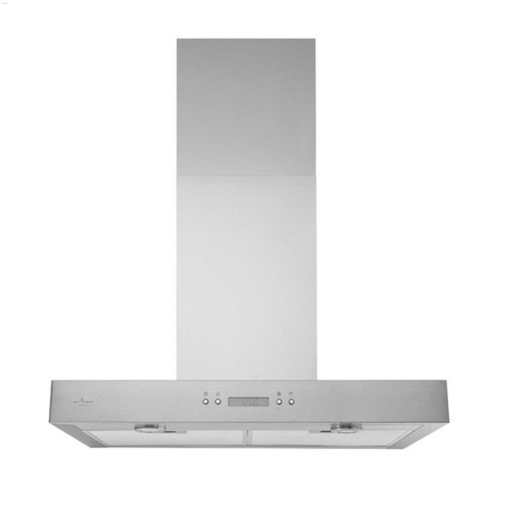 Marvelous 450 Cfm Rectangular Chimney Range Hood Stainless Steel Interior Design Ideas Grebswwsoteloinfo