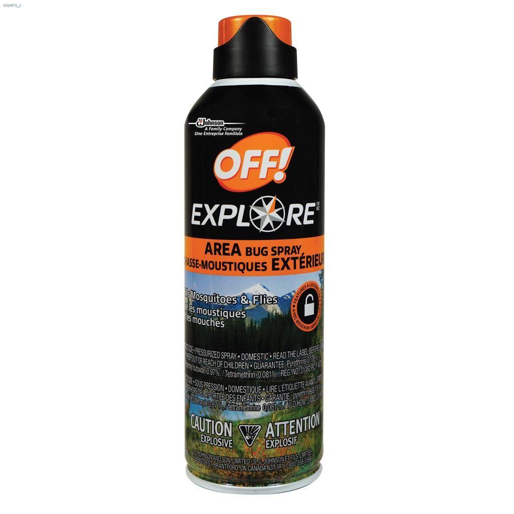 Kent Ca Sc Johnson Off 174 350 G Outdoor Area Bug Spray