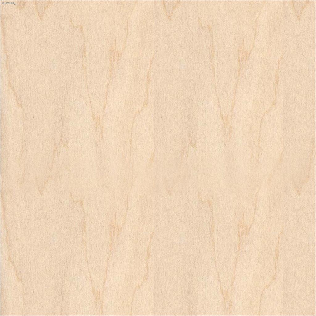 25' Birch Wood Veneer Edgebanding