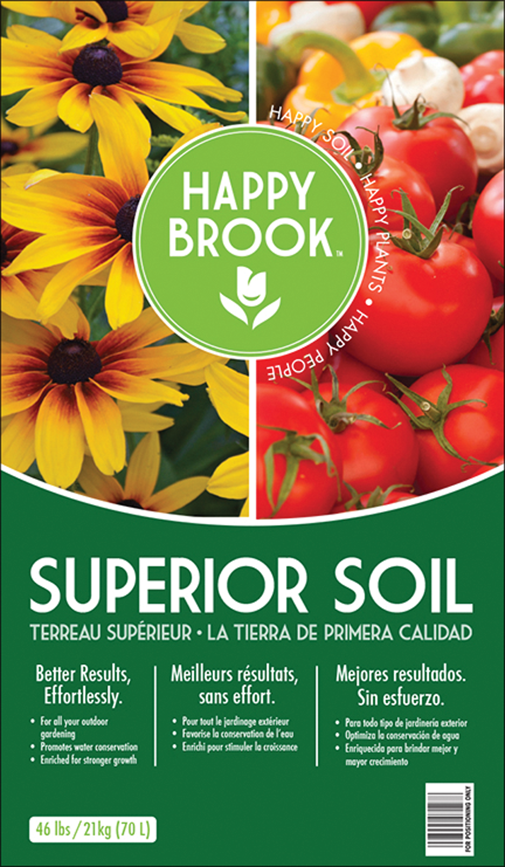 Kent Ca Happy Brook Happy Brook Superior Soil 70 L