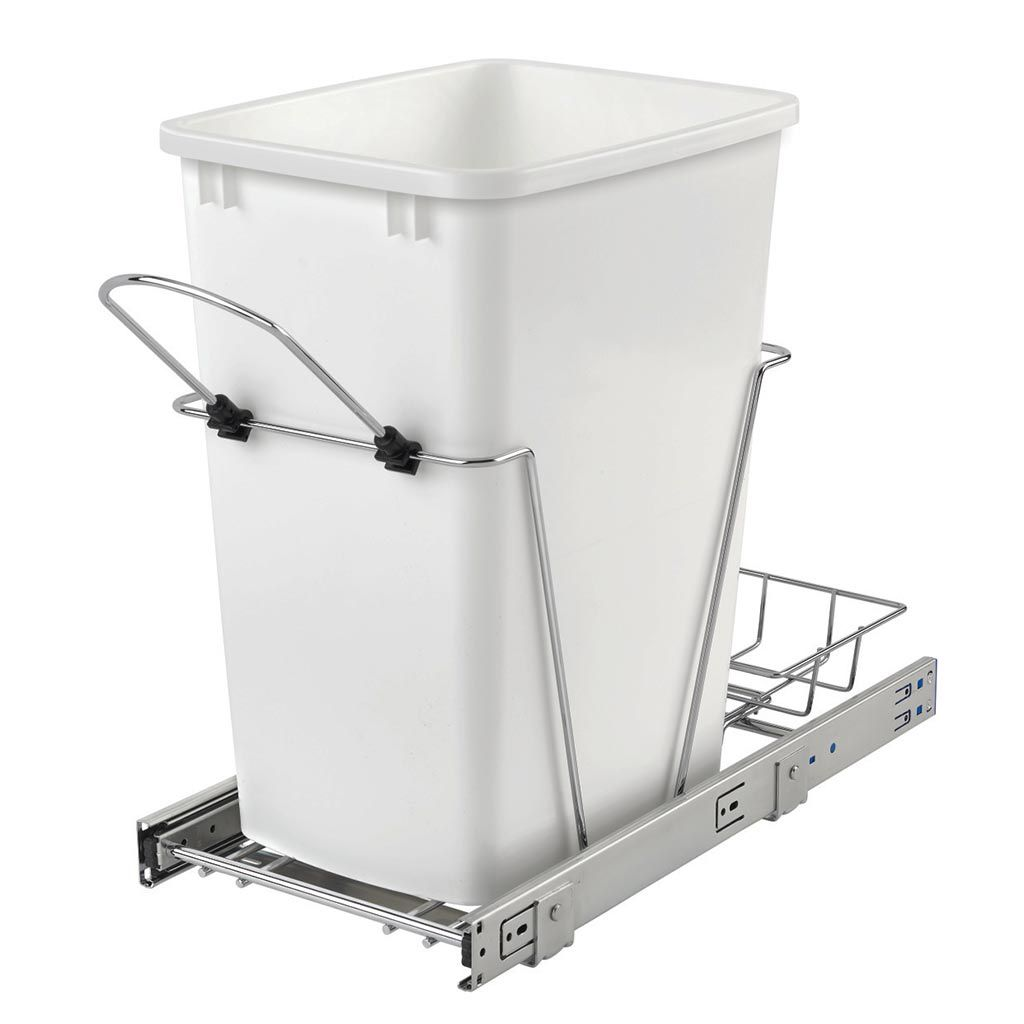 Kent Ca 35 Quart Waste Container Soft Close Your