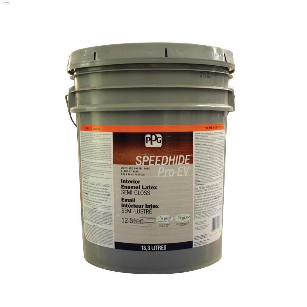 Kent.ca SICO - 5 gal Semi Gloss White & Pastel Base Interior Latex Paint Interior Paints