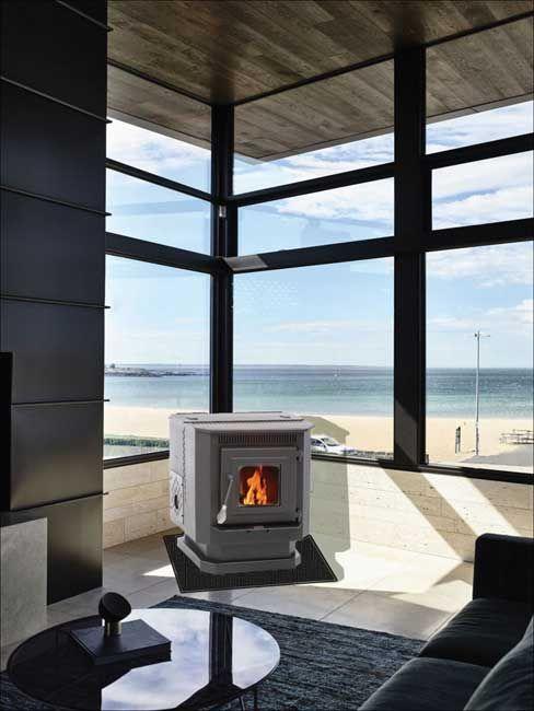 25 Pd Englander Pellet Stove, Englander Wood Pellet Fireplace Insert