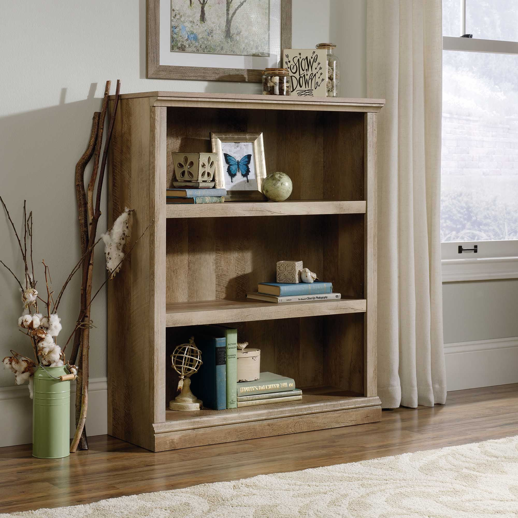 Kent.ca | Sauder Select 3-shelf Bookcase | Your Atlantic ...