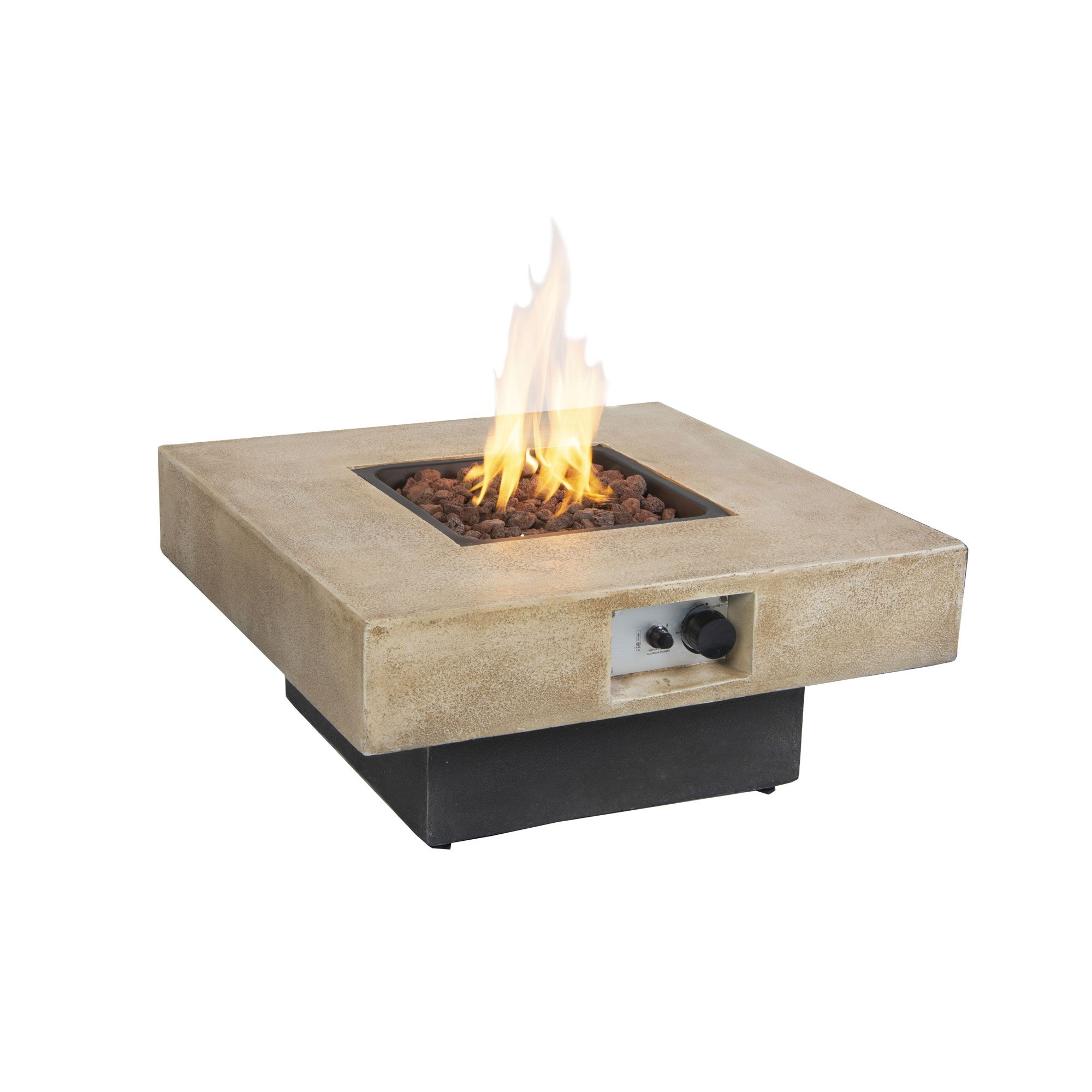 Picture of: Brayden Gas Fire Table Outdoor Heating Kent Building Supplies