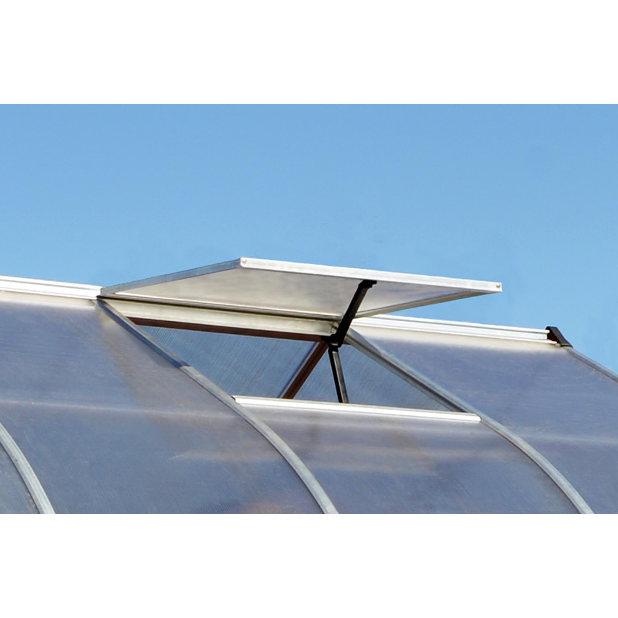 Kent Ca Bella Greenhouse 8 X 12 Aluminum Frame 10 Mm