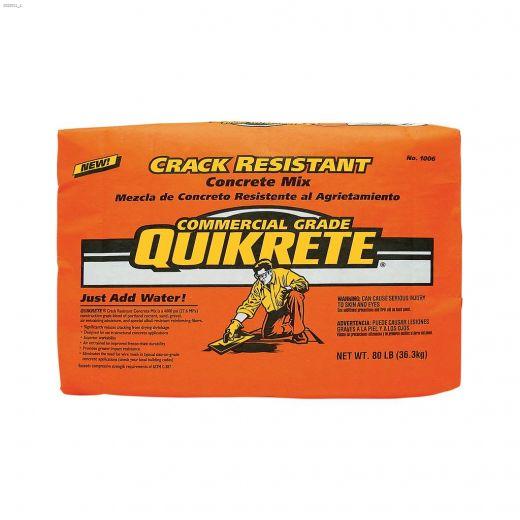 Kent Ca The Quikrete Companies 80 Lb Bag Concrete Mix