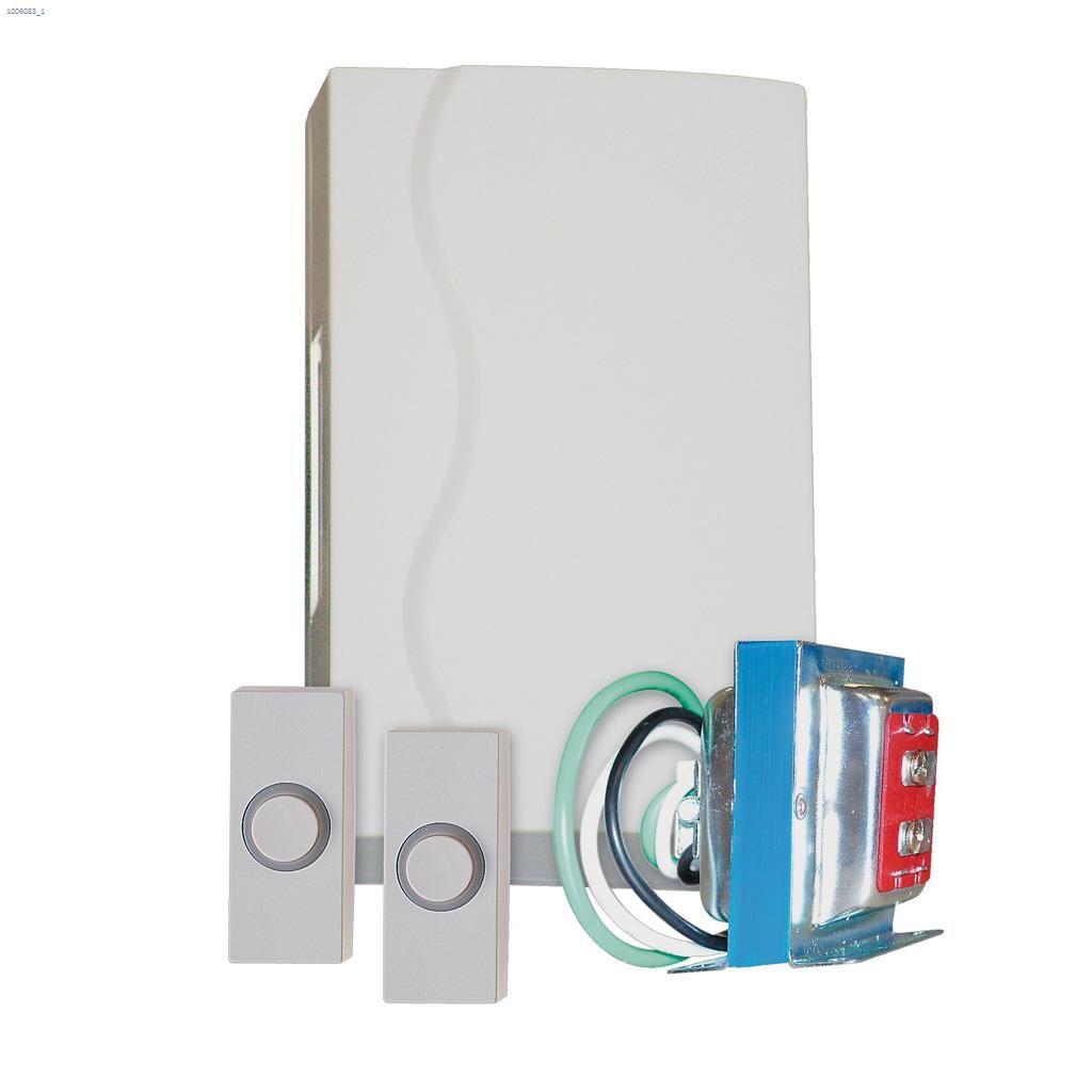 Kent.ca | Honeywell International - White Wired Door Chime ...