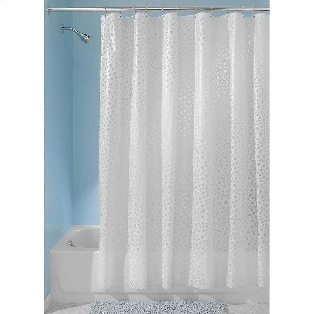PVC Free Shower Curtain 72