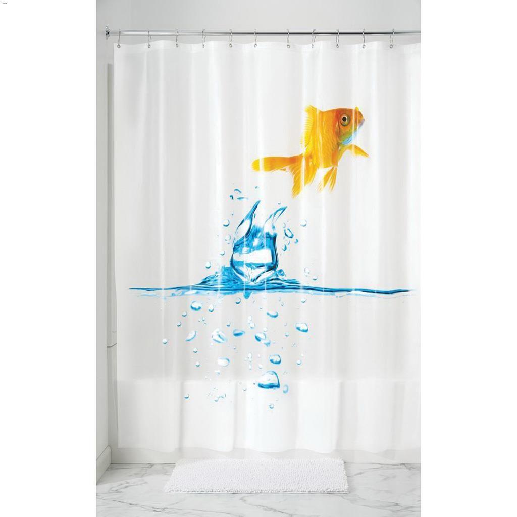 Fish Shower Curtain 72