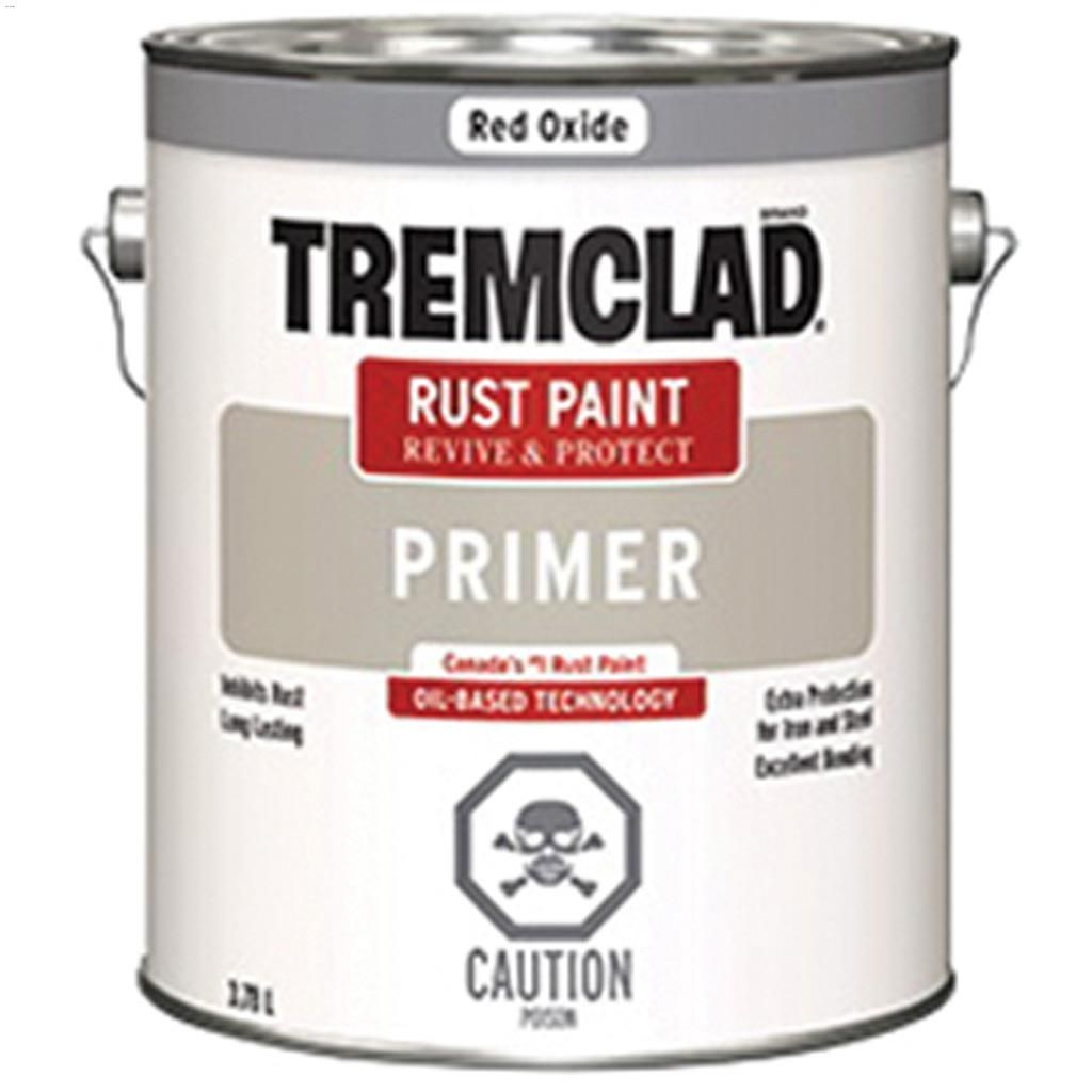 Tremclad® 3 78 L Can Flat Red Oxide Rust Primer