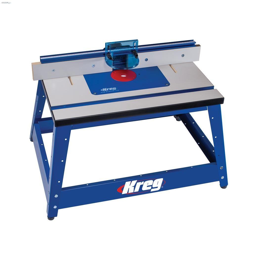 Kreg Tool - Kreg Jig® Precision Benchtop Router
