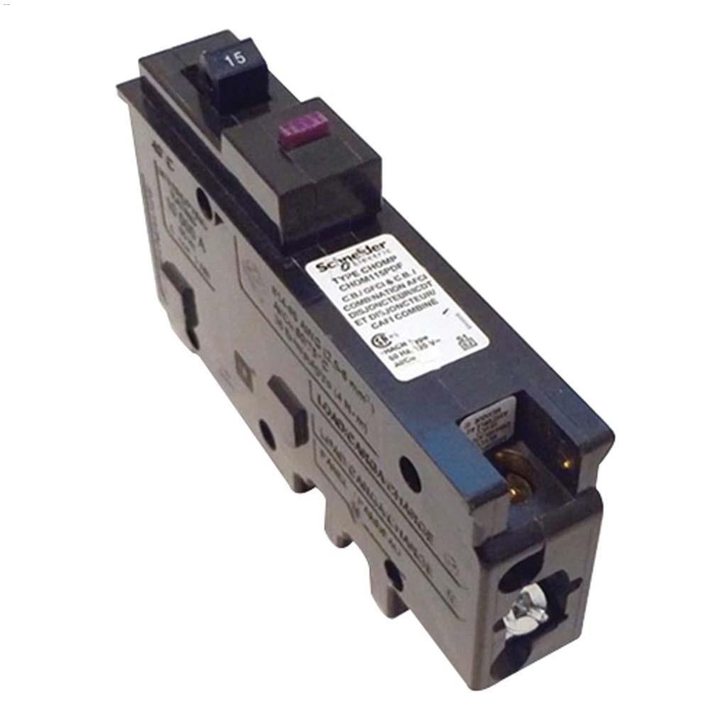 Kent.ca   Schneider Electric - 1 Pole 15A Plug-On Neutral Dual ...
