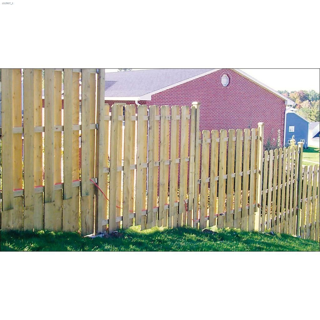 Kent Ca 6 X 8 Shadow Box Fence Panel Your Atlantic