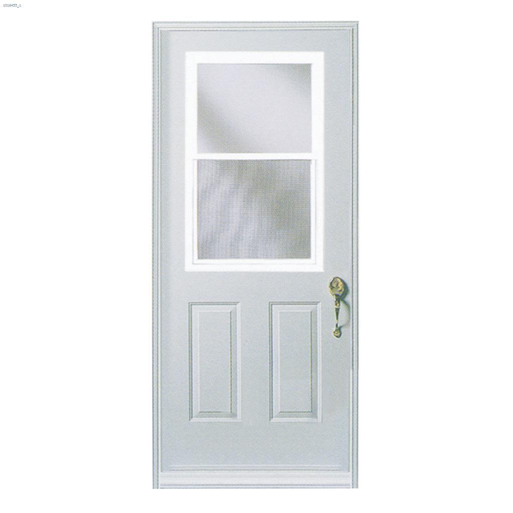 Kent Na 34 X 80 Vented Utility Exterior Steel Door Kent