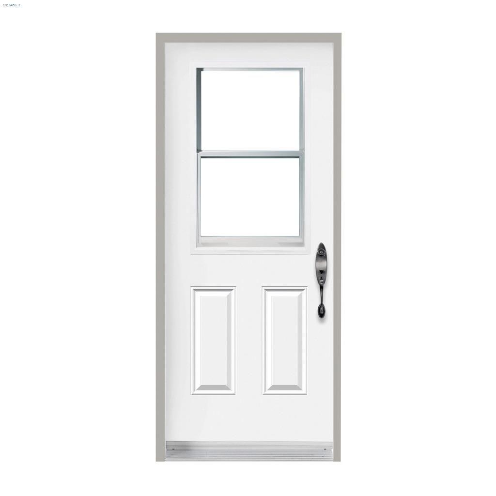 Kent Na 36 X 80 Vented Utility Exterior Steel Door Kent
