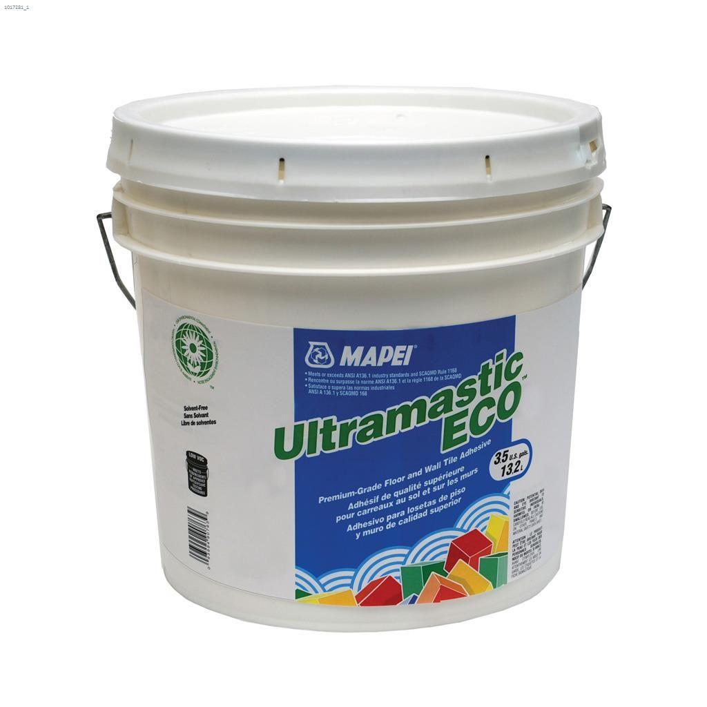 Ultramastic ECO\u2122 13.2 L Floor & Wall Tile Adhesive