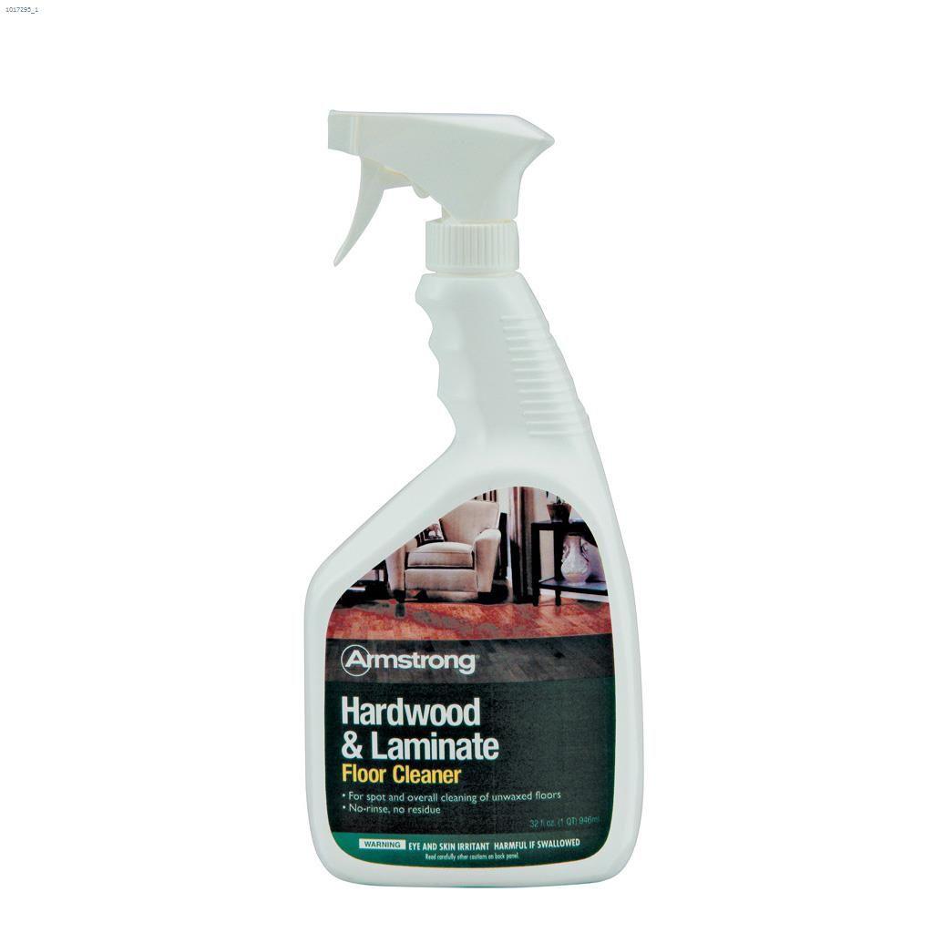 946 mL Light Blue Lemon Hardwood & Laminate Cleaner
