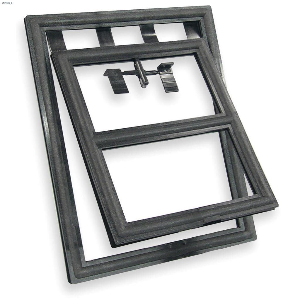 Kent Rcr International 10 X 8 Black Pet Door Screen Kent
