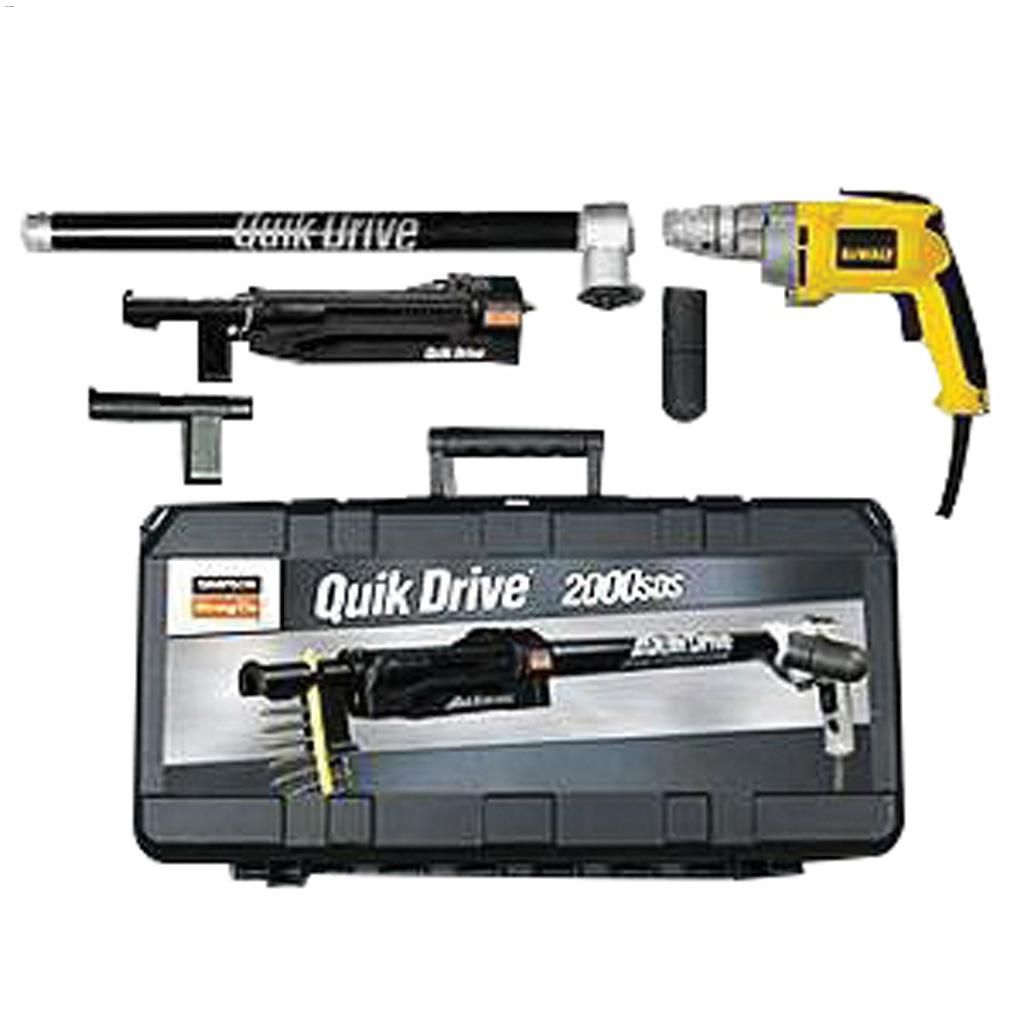 Quik Drive Pro 200