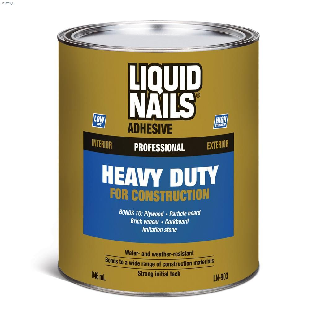 Sico Liquid Nails 946 Ml Tan Heavy Duty Construction Adhesive Kent Building