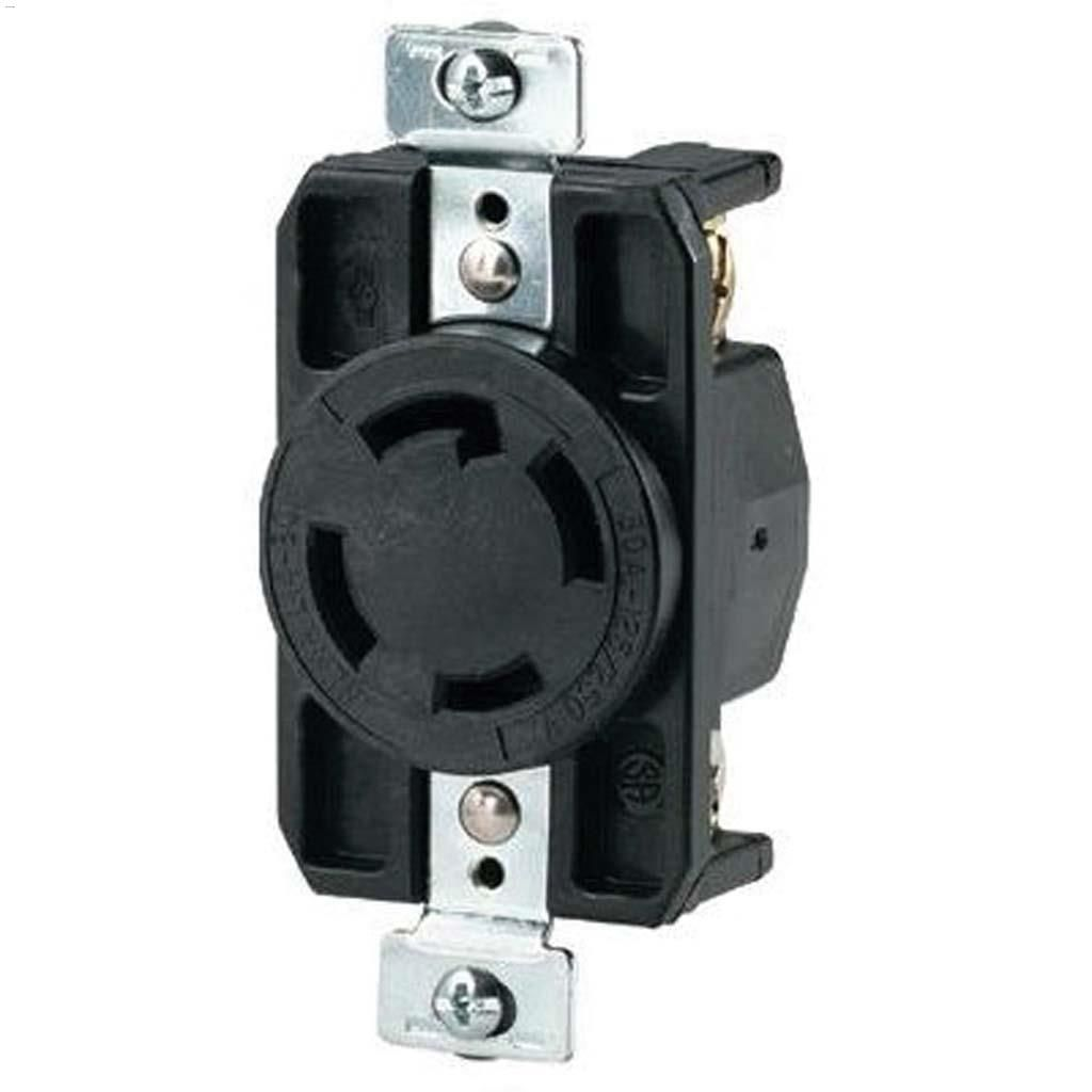 Cooper Wiring Devices Industrial Grade Locking A L1430 Plug Receptacle 30a