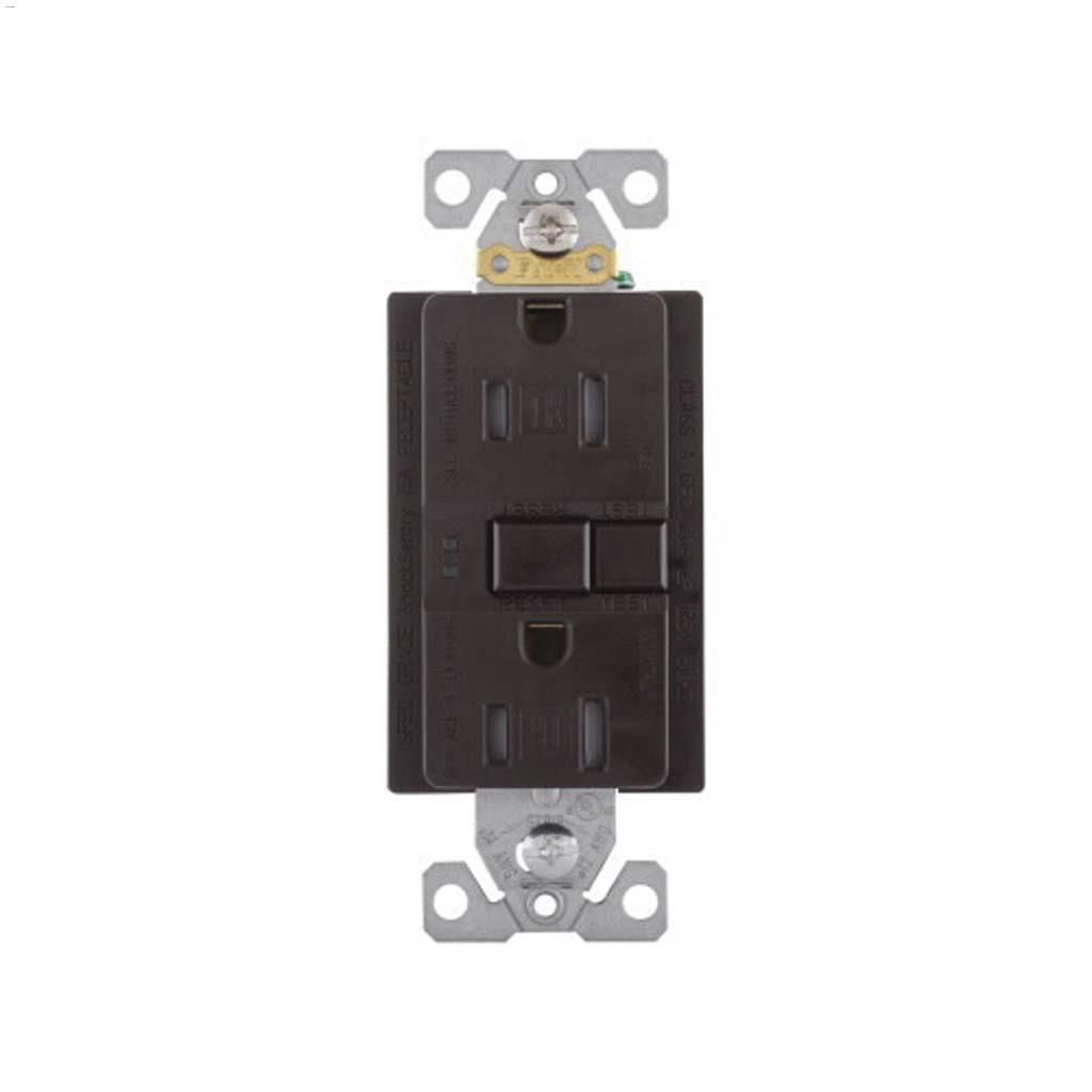 Cooper Wiring Devices Oil Rubbed Bronze Gfci Receptacle Receptacles 15a 2p 3w