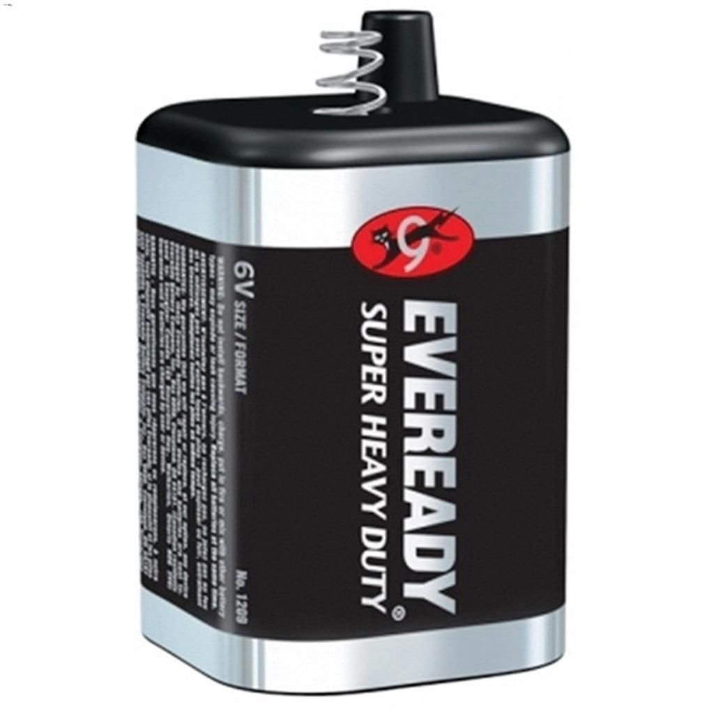 Evereadyu00ae Super Heavy Duty 6V Lantern Battery