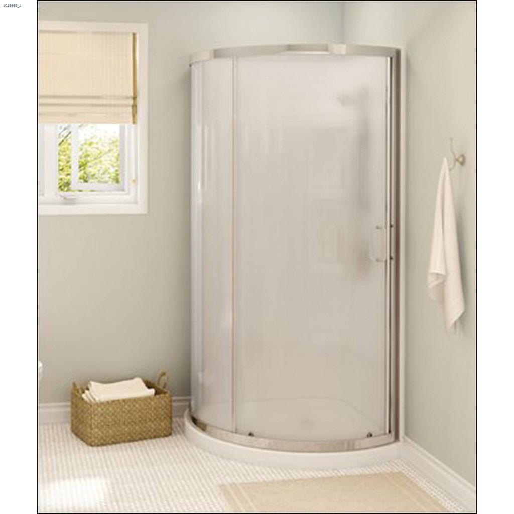 Kent.ca | Maax Bath - Cyrene Mistelite Corner Shower Kit | Kent ...
