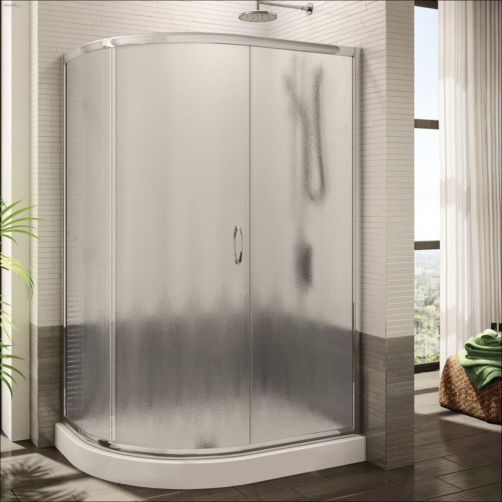 Kent Fleurco Products 36 X 48 X 70 Capri Sliding Shower