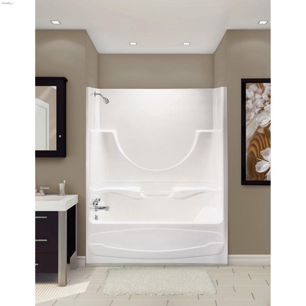 Kent.ca | Maax Bath - Figaro™ II 2-Piece Tub Shower With Roof Cap ...
