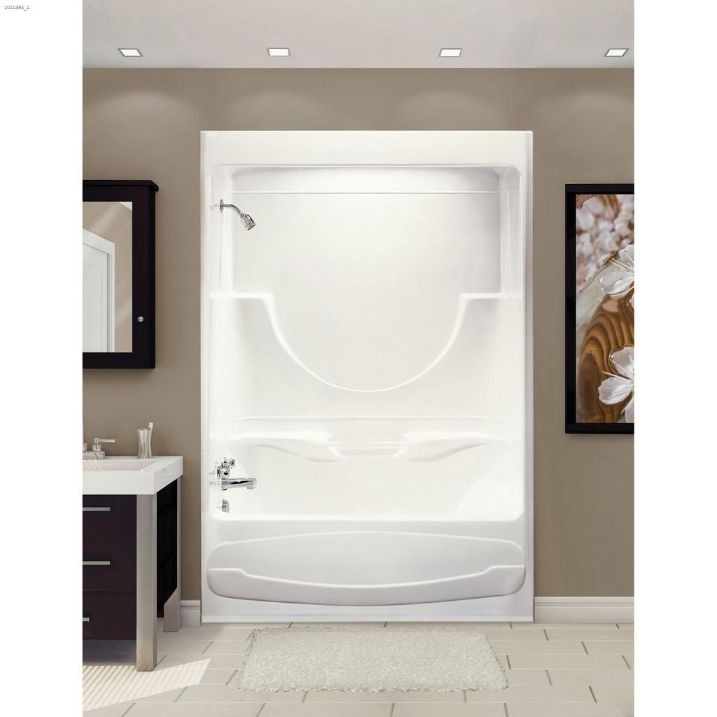 Kent Ca Maax Bath Figaro 3 Piece Tub Shower Kent
