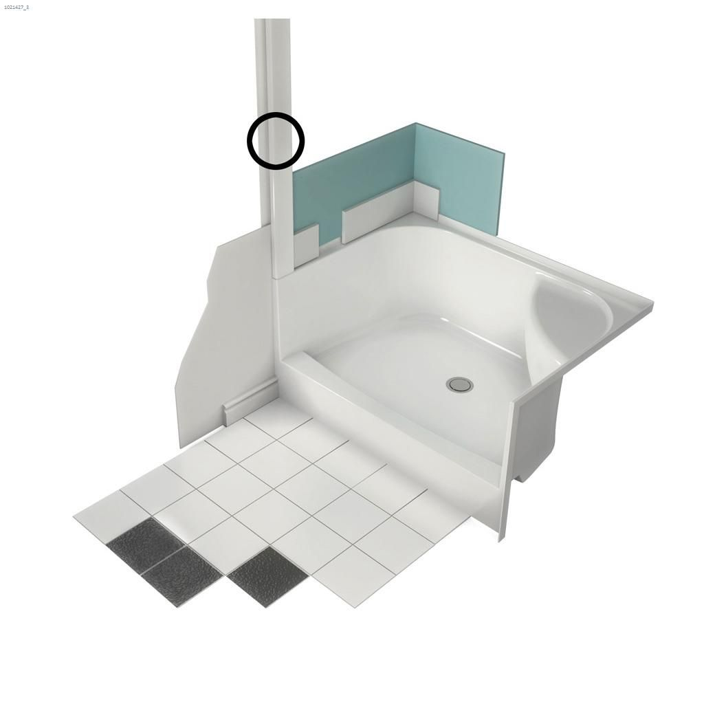 Kent.ca | Maax Bath - Essence TS-6030 4-Piece Tub Shower | Kent ...