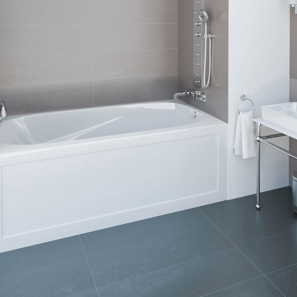 Kent.ca | Mirolin Industries - Phoenix III Soaker Bathtub | Kent ...