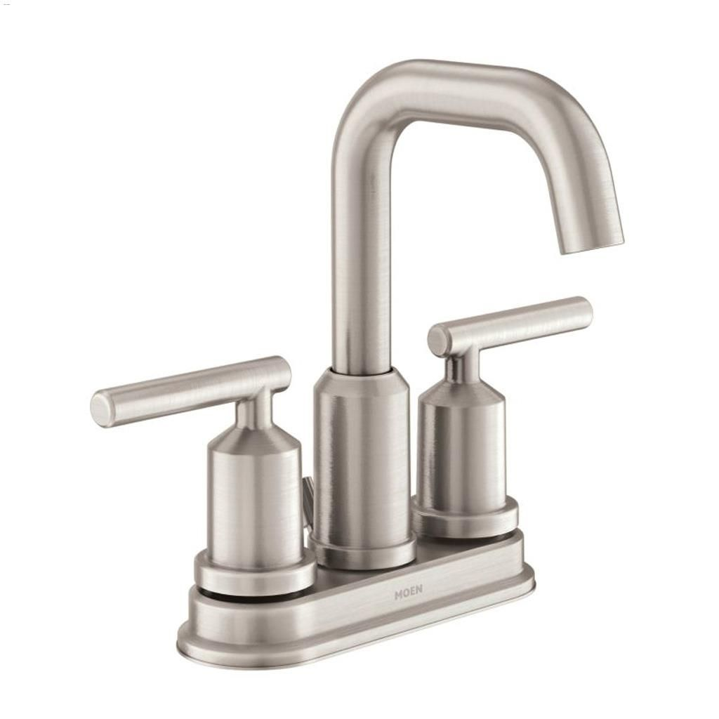2 Handle Gibson\u2122 High Arc Bathroom Faucet